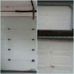8ft x 14ft Garage Door