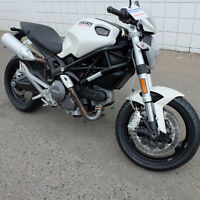 2009 Ducati Monster 696. Only $199 per month.