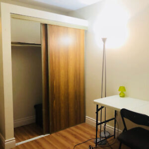 2 furnished rooms available from July 1st