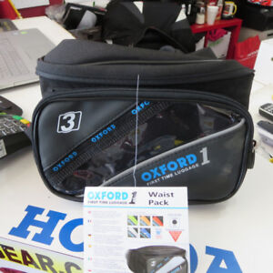 Oxford Motorcycle Waist Bag Only $25 Re-Gear Oshawa