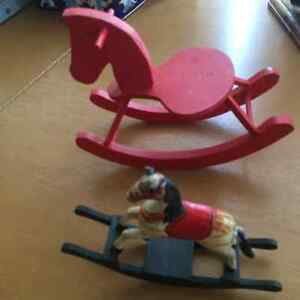 Toy Rocking Horses