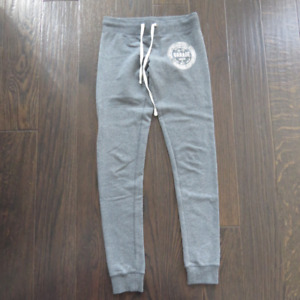 Ladies Grey Garage Slim Sweatpants Size XS