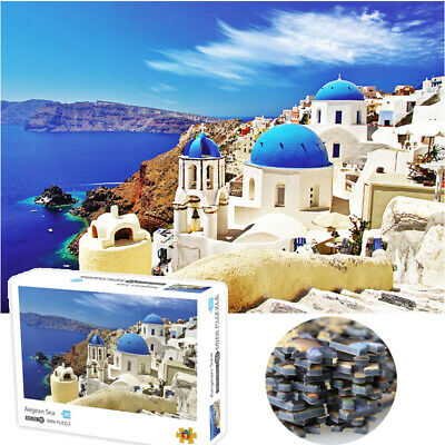 Space Stars Jigsaw 1000 Pieces Scenery Puzzles Kids Adults Educational Toys Game