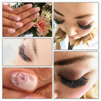 Eyelash extensions by certified Japanese technician!