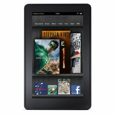 "Amazon Kindle Fire 1st Generation DO1400 8GB Memory 7""  EXCELLENT CONDITION !!"