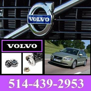 Volvo S40 ► Roulements, Étriers • Bearings, Calipers