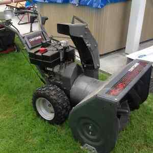 how to buy a snowblower