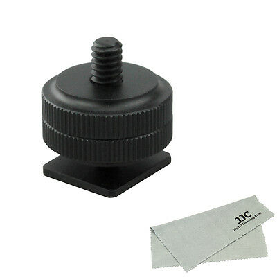 """Hot Shoe Mount to 1/4"""" Shoe Adapter for Zoom H4n H2n Q2HD Q3"""