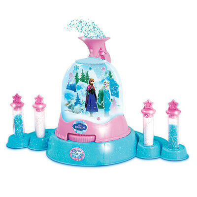 Snow Globe Maker (John Adams Disney Frozen Snow Globe Maker Girls Glitter Domes Toy Making Kit Set)