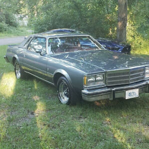'77 Buick Regal, first $6500