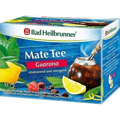 BAD HEILBRUNNER Tee MateTee Guarana   15 st   PZN4998389