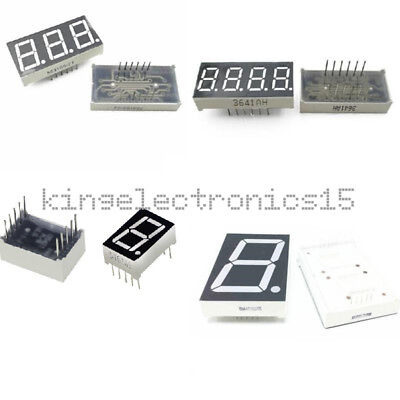 7 Segment 0.561.80.36 0.5inch 134 Digit Common Cathodeanode Led Display K9