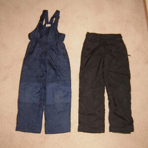 Unisex Snow Pants, Boys and Girls Winter Jackets - 12, 14, 14/16