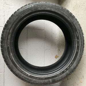 Continental Winter Tires 225/45 R17