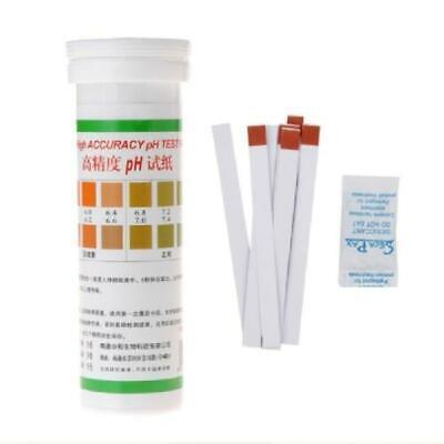 High Accuracy Ph Test Paper Saliva Strips Water Testing Alkaline Acid Indicator