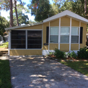 Sarasota Sun n fun resort mobile home for rent