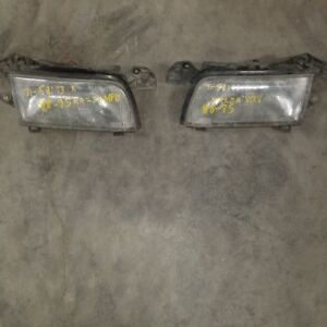 88-95 Mazda MPV Front Dr and Pass headlamp/88-92 MX6 DR & Pass