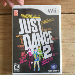 Jeux Nintendo Wii - Just Dance 2