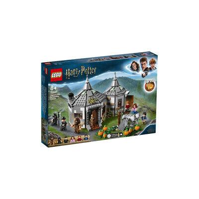 HARRY POTTER - LA CAPANNA DI HAGRID - LEGO