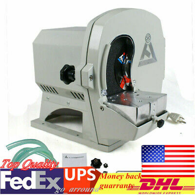 Dental Lab Gypsum Arch Wet Model Trimmer Abrasive Disc Wheel Jt-19 New