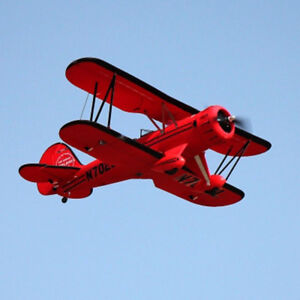 """RC Airplane  WACO YMF-5D  1270mm (50"""") Ready to Fly"""