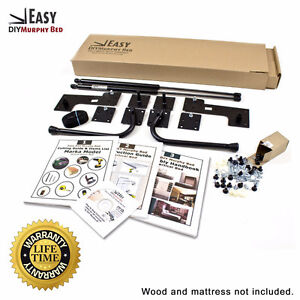 Do It Yourself Murphy Wall Bed Hardware Kit