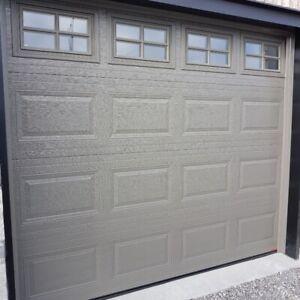 Overstock Garage Doors
