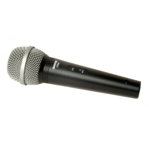 Shure C606 mike with on/switch and cable