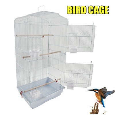 Large Tall Bird Parrot Cage Canary Parakeet Cockatiel LoveBird Finch Bird Cage
