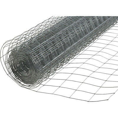 American Posts 48 In. H 50 Steel Welded Wire Fence