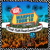 Vans Warped Tour Rally Bus