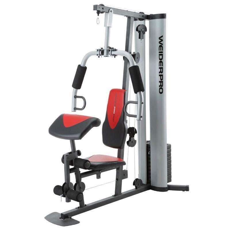 Weider pro 8700 home multi gym