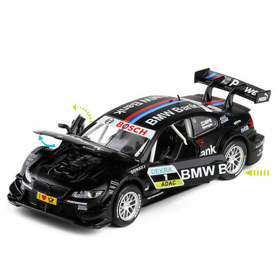 1:32 BMW M3 DTM Metal Diecast Model Car Toys Collection Sound&Light Best