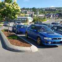 1999 Subaru STi type R coupe