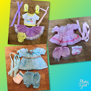 Cute Hand Crafted Outfits for Cabbage Patch Kids