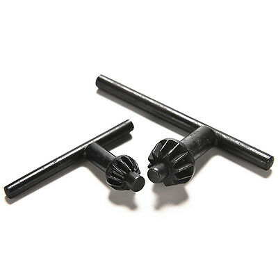 Drill Chuck Keys 10mm 38 And 13mm 12 Black Replacement Chuck Key Tool Sm