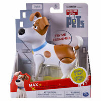 NEW: The Secret Life of Pets - Max Walking Talking Pets Figure