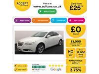 Vauxhall/Opel Insignia 2.0CDTi FROM £25 PER WEEK.