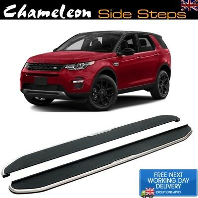 Land Rover Discovery Sport OEM Style Running Boards / Side Steps 2014 to Present
