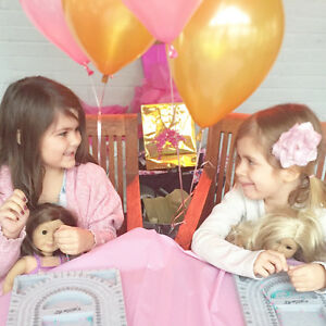 Burlington Jewelry Making Birthday Parties for Girls 5, 6, 7, 8