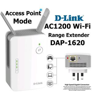 Répéteur D-Link Wi‑Fi AC1200  DAP‑1620