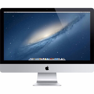 27 inch iMac with Retina 5K display