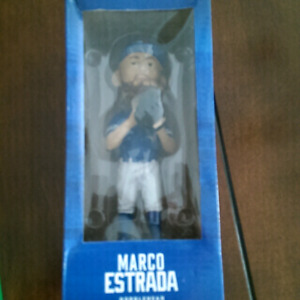 Bnib Marco Estrada bobble head