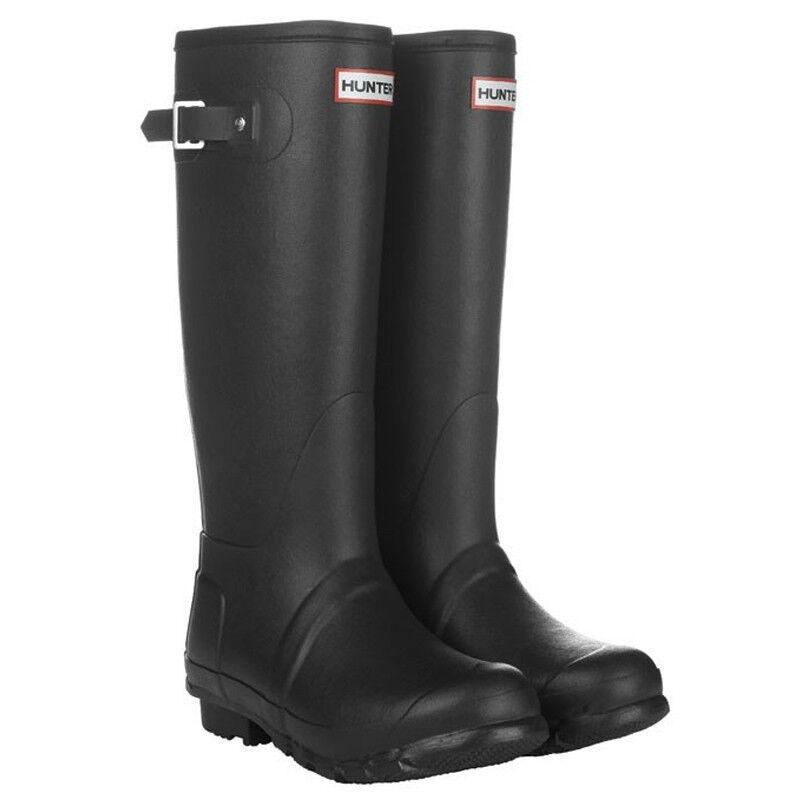 Hunter Boots Original Tall Rain Boots Womens Black Or Hunter Green