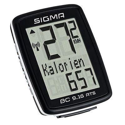 SGMA Sport Computer per bicicletta BC 9.16 ATS Senza Fili