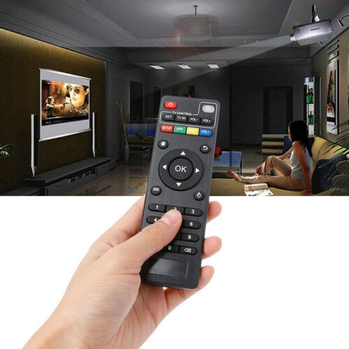 IR Remote Control Replacement For Android TV Box MXQ-4K MXQ