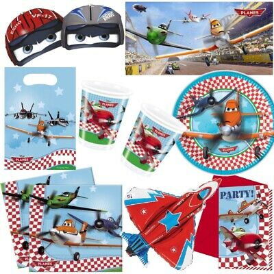 Disney Planes Dusty Party Supplies Tableware, Decorations & Balloons - Dusty Party Supplies