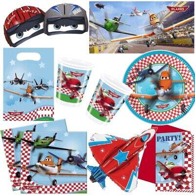Disney Planes Dusty Party Supplies Tableware, Decorations & Balloons - Dusty Party Supplies