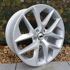 "18"" Leon FR Style Alloy wheels and tyres 5x112"