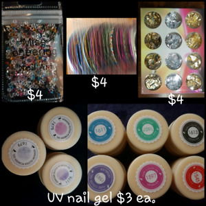 Tons and tons of all brand new nail art and tools for sale